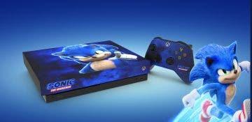 Microsoft regala una Xbox One X de Sonic ¡Averigua como participar! 1