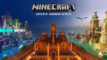 Minecraft RTX confirma fecha para su primera beta y soporte al DLSS 2.0 12