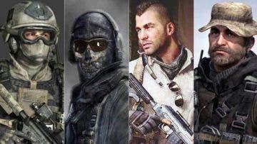 Un rumor desvelaría hasta cuatro proyectos basados en Modern Warfare con sus principales soldados 1
