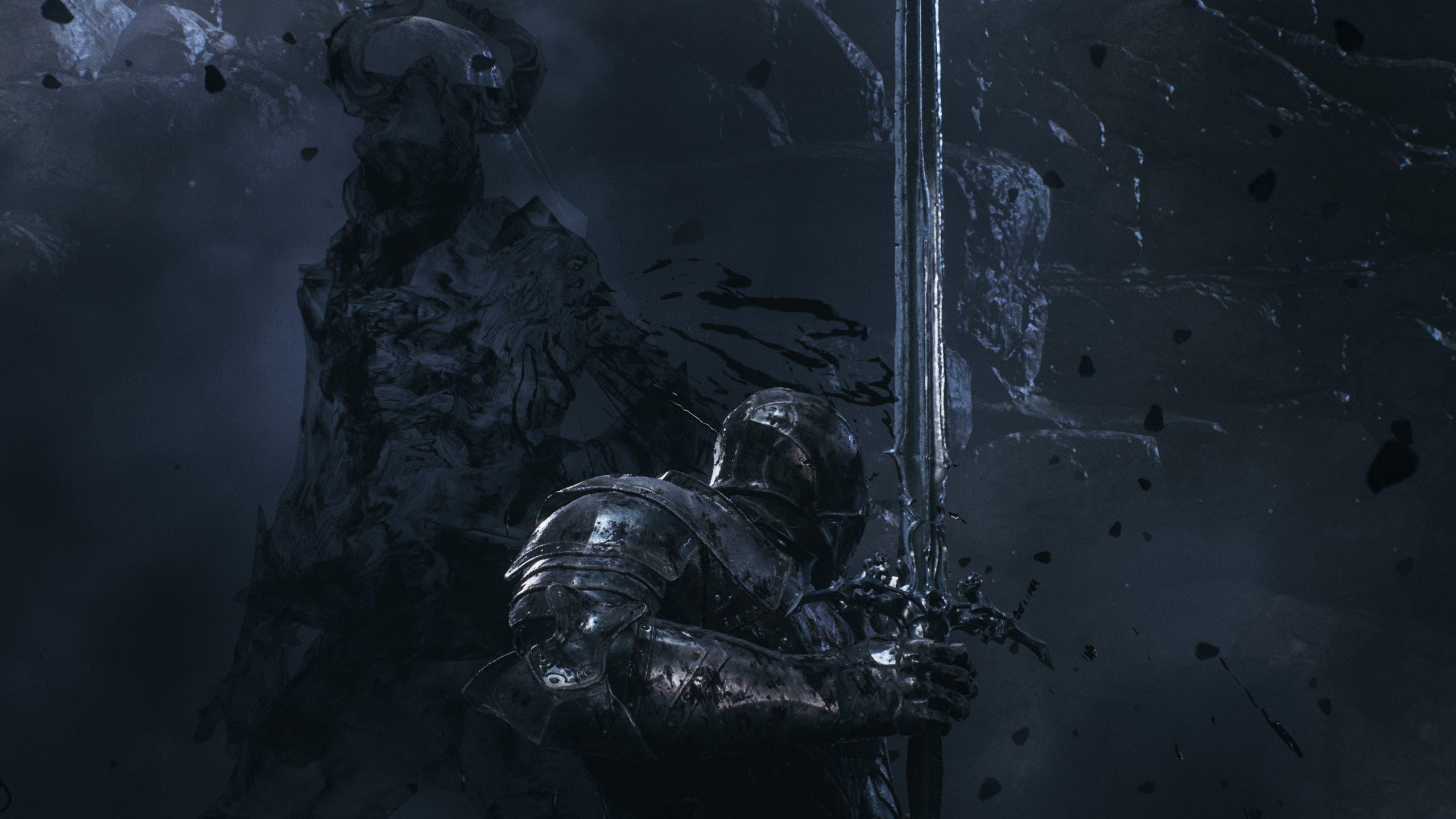 Así es Mortal Shell, un nuevo RPG de acción y terror inspirado en Dark Souls 3