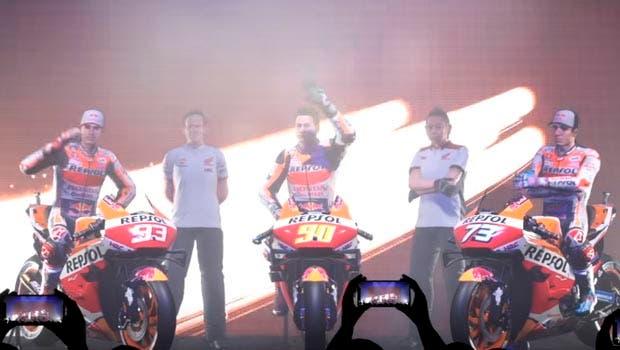 Nuevo tráiler de MotoGP 20 se centra en exponer las novedades del modo carrera 1