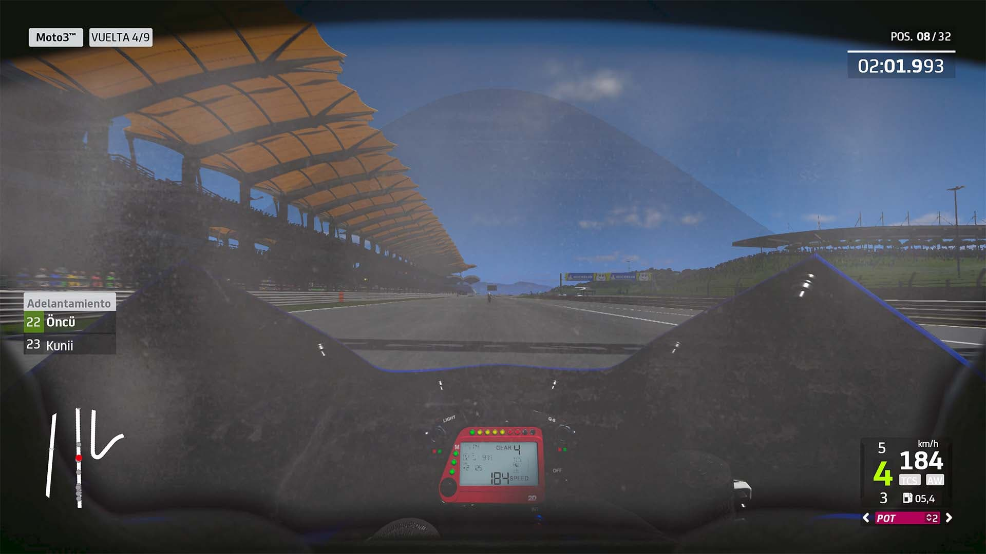 Análisis de MotoGP 20 - Xbox One 10
