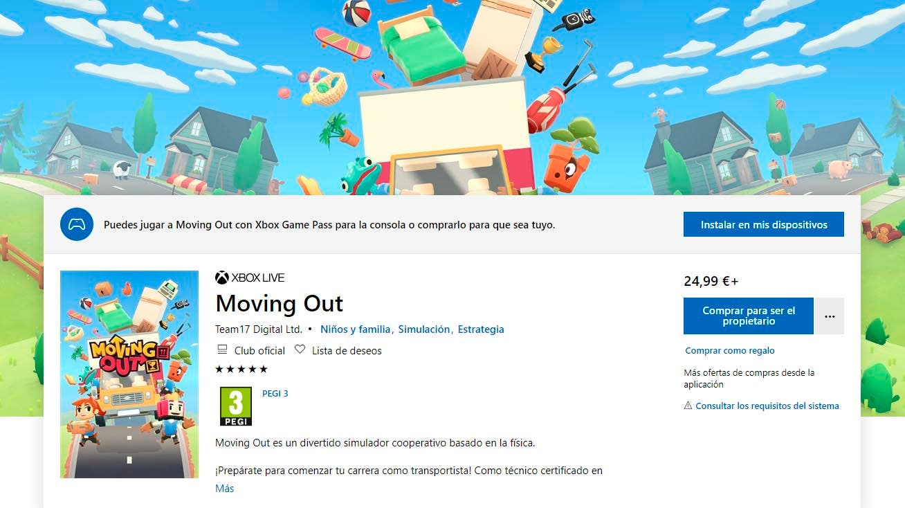 5 Juegos de Xbox Game Pass para jugar en Navidad 3