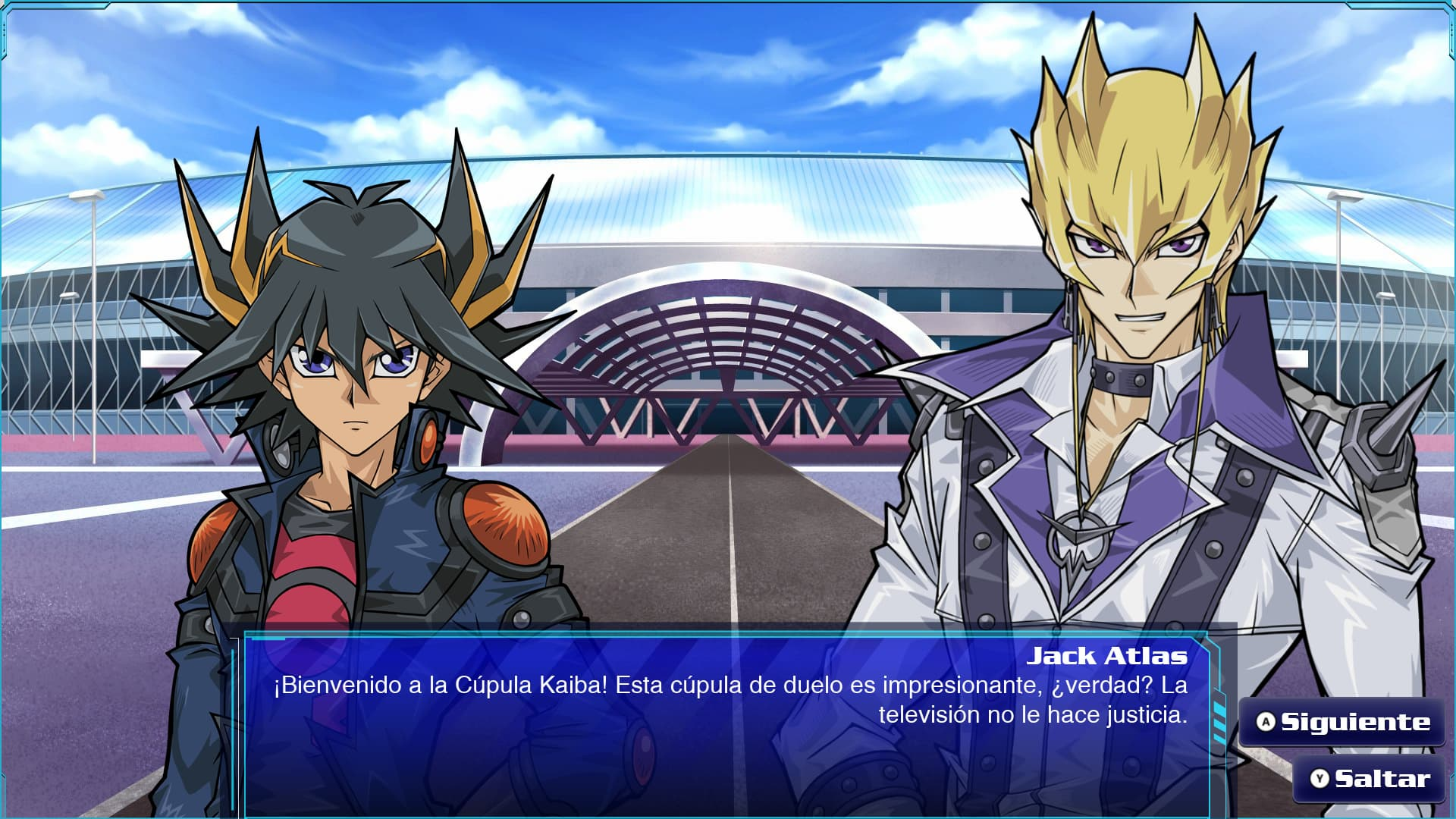Análisis de Yu-Gi-Oh! Legacy of the Duelist: Link Evolution - Xbox One 1