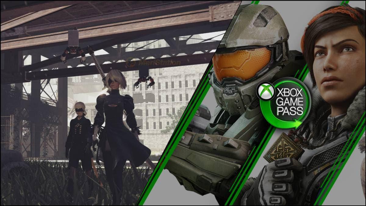 Nier Automata está disponible en Xbox Game Pass, pero no es la única novedad 2