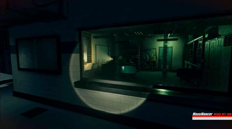 Así luce Resident Evil 3 Remake con un mod que habilitaría el Ray Tracing 1