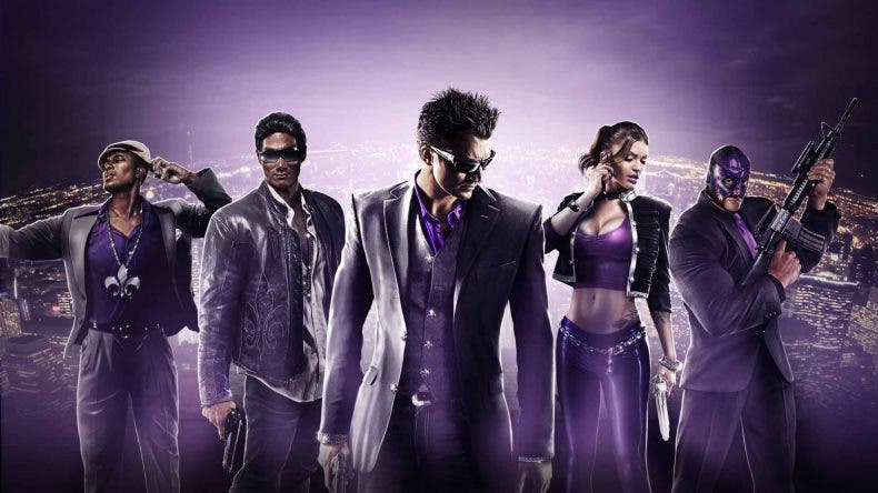 Desvelado el tamaño de Saints Row The Third Remastered en Xbox One