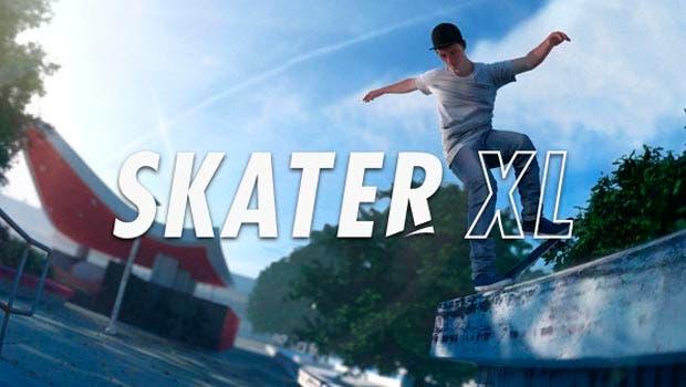 Skater XL confirma lanzamiento para el próximo mes de julio 4