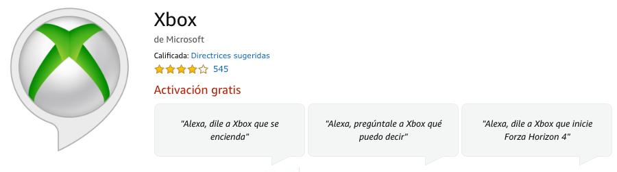 Xbox y Alexa: ¿Se puede controlar mi Xbox con un Amazon Echo? Conexión, Skill y comandos 2