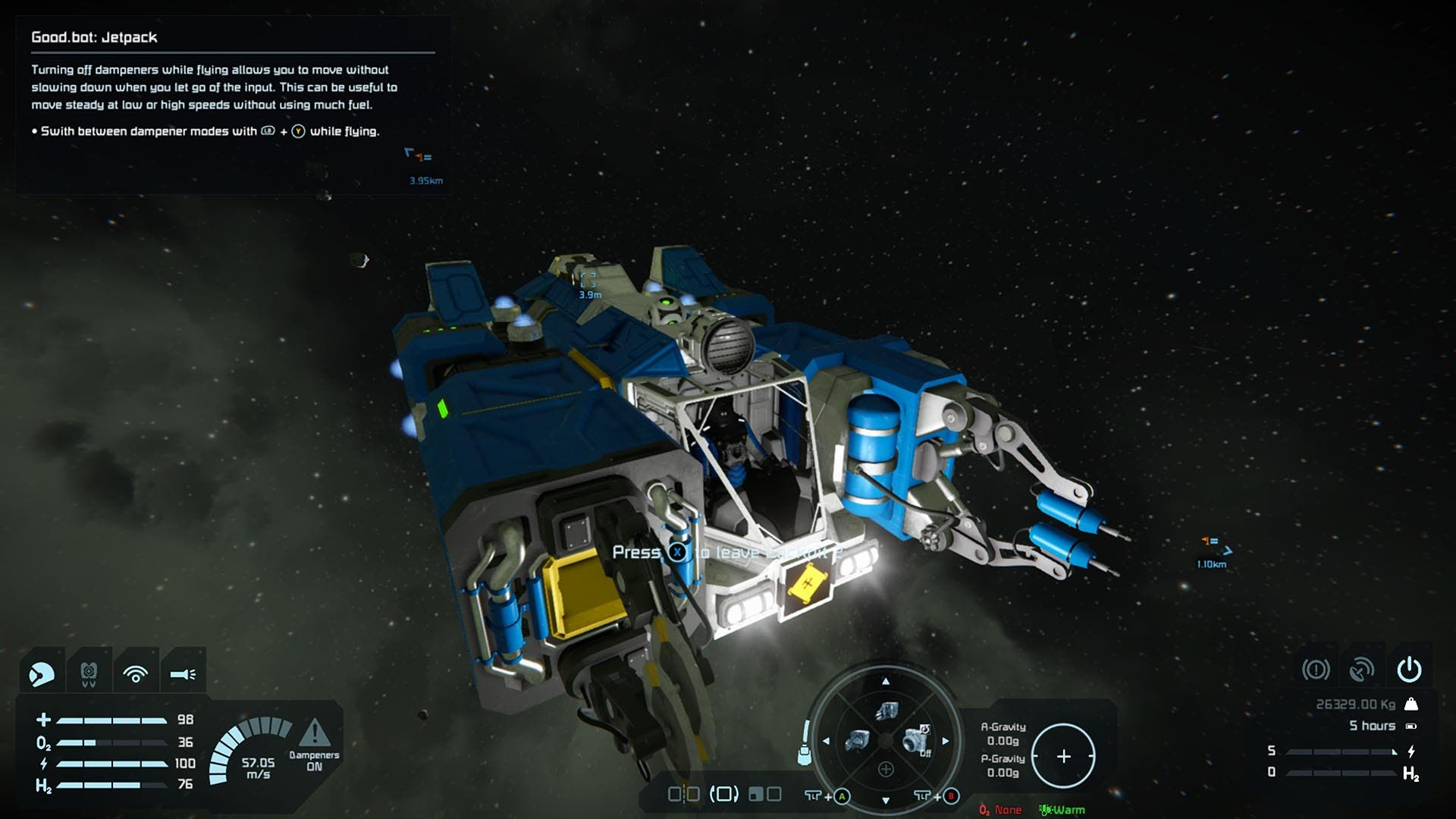 Análisis de Space Engineers - Xbox One,