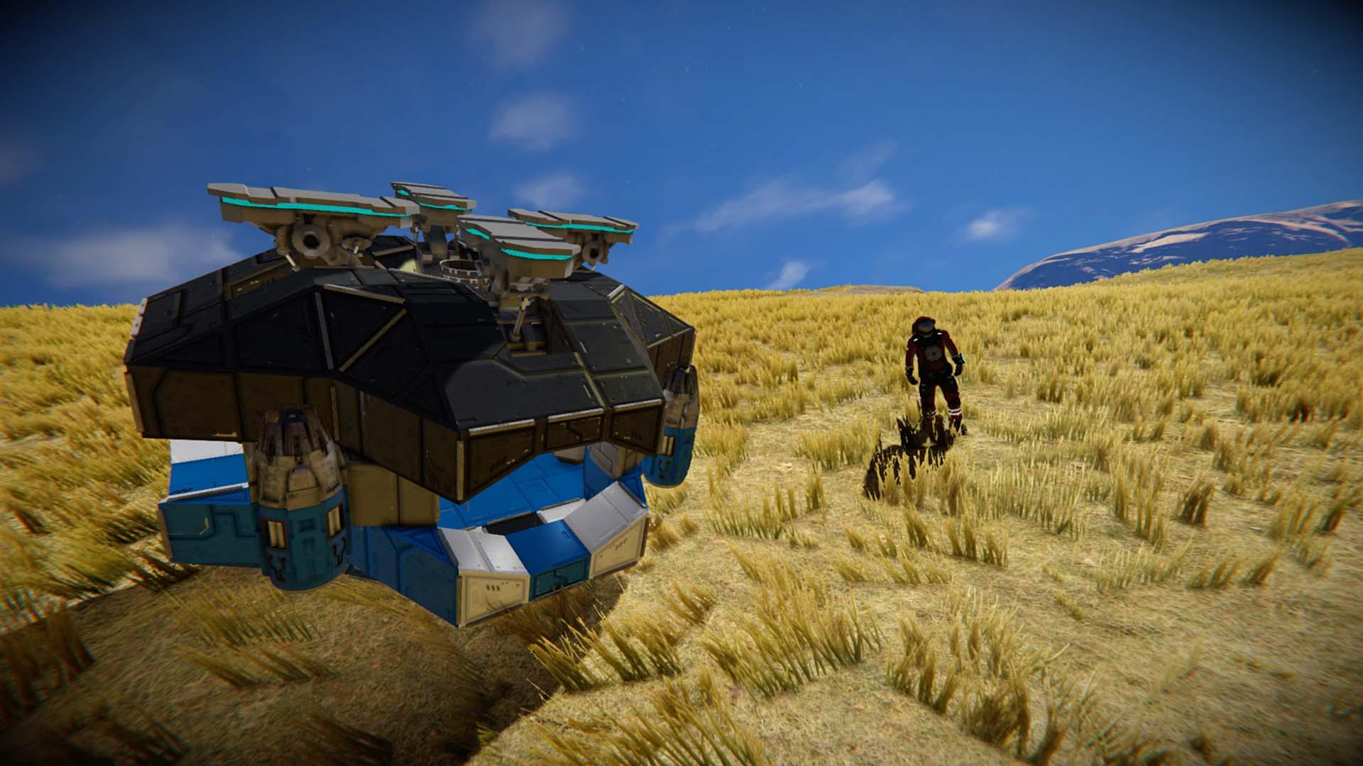 Análisis Space Engineers - Xbox One 3