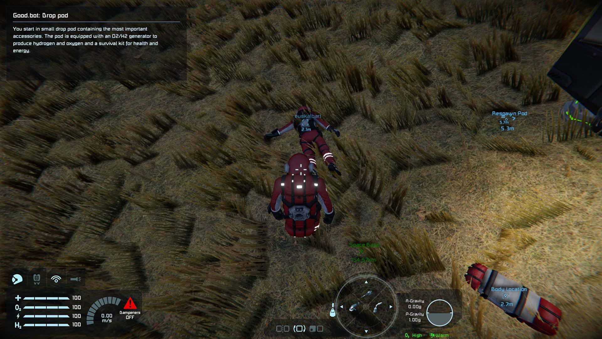 Análisis Space Engineers - Xbox One 2