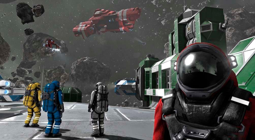 Análisis Space Engineers - Xbox One 4