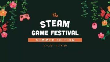 Steam presenta el Steam Game Festival de verano coincidiendo con las fechas del E3 14