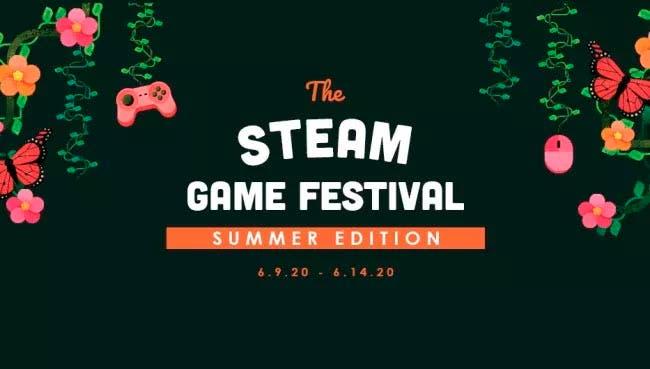 Steam presenta el Steam Game Festival de verano coincidiendo con las fechas del E3 1