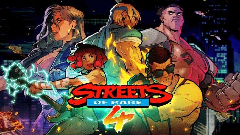 Streets of Rage 4 ha alcanzado el millón y medio de descargas 1