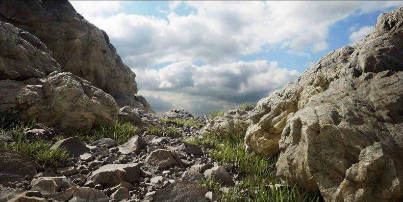 Unas imágenes exponen pruebas de fotogrametría de Playground Games para Xbox Series X 1