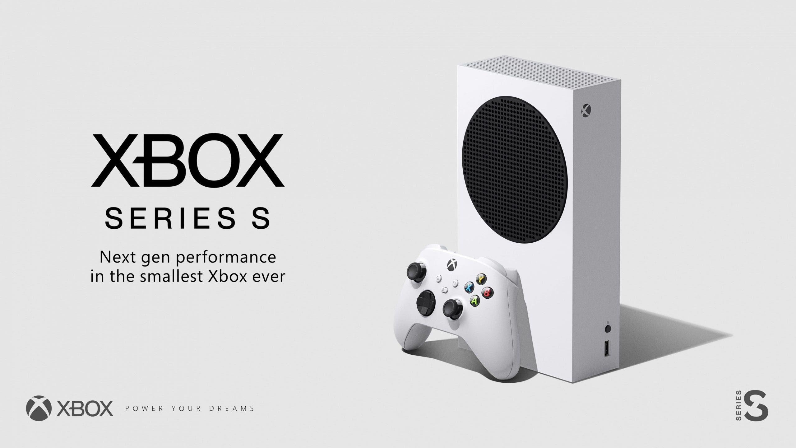 filtración intencionada de Xbox Series S