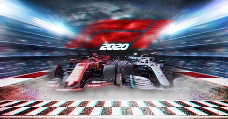 Primer tráiler y fecha de lanzamiento de F1 2020