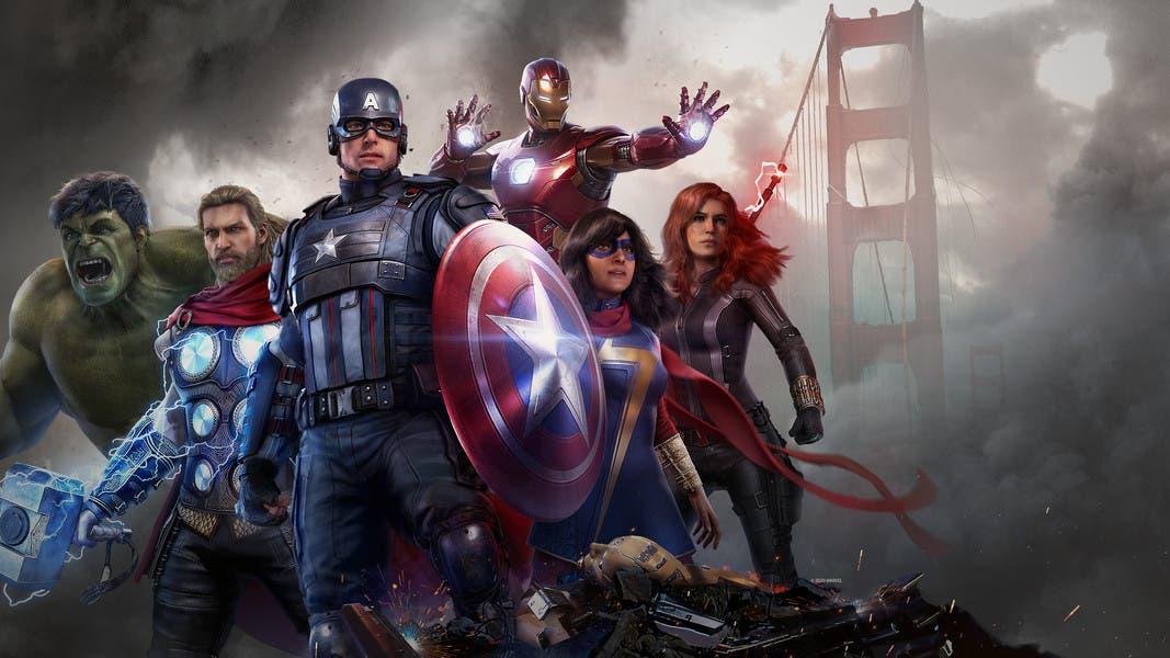 Marvel's Avengers anuncia un nuevo gameplay para el 24 de junio centrado en el cooperativo