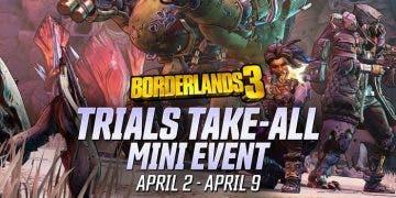 Borderlands 3 anuncia dos nuevos eventos para el mes de abril