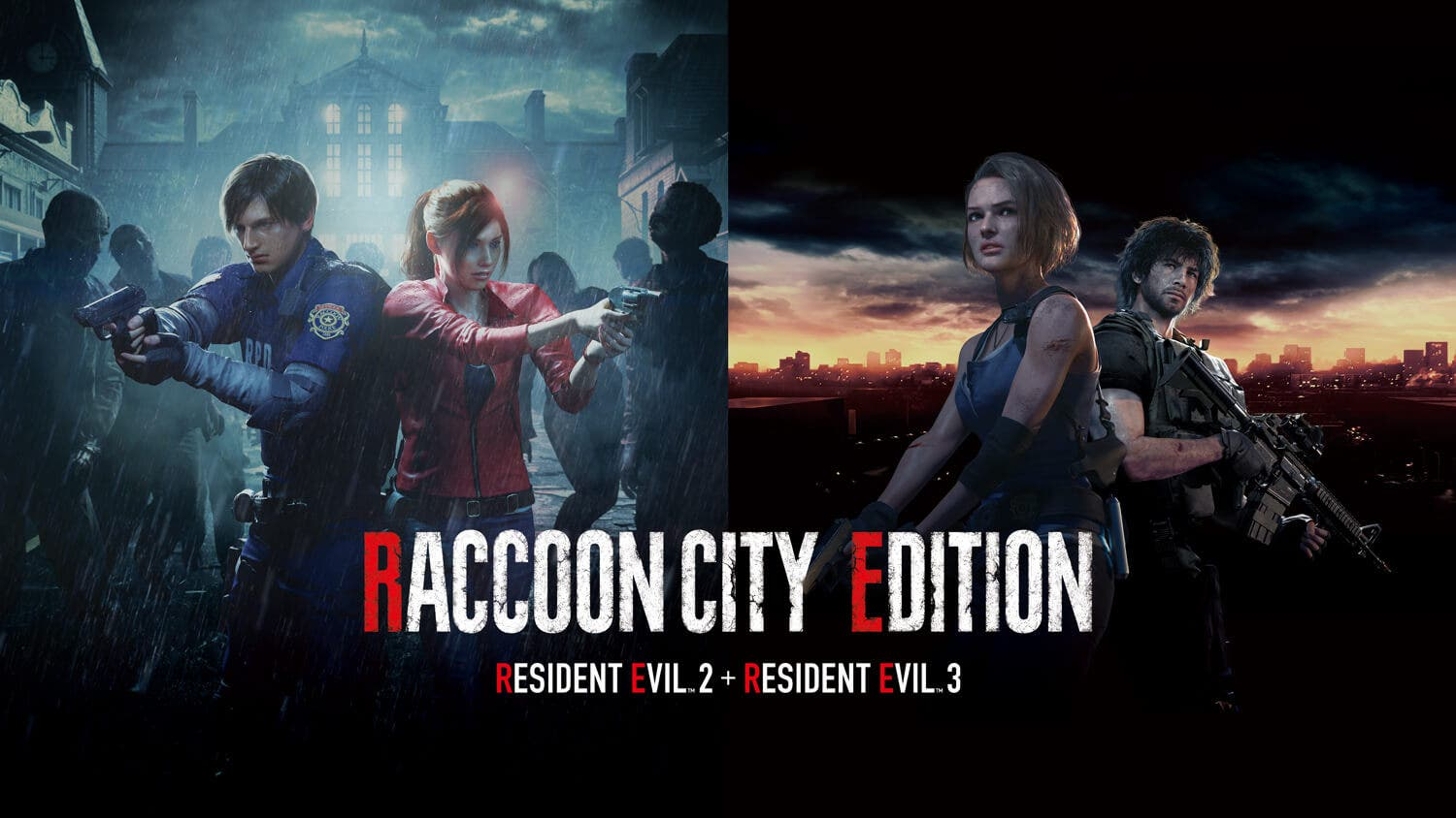 Capcom pone a la venta la Raccoon City Edition