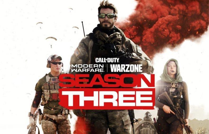 Ya sabemos cuando llegará la Temporada 3 a Call of Duty Modern Warfare