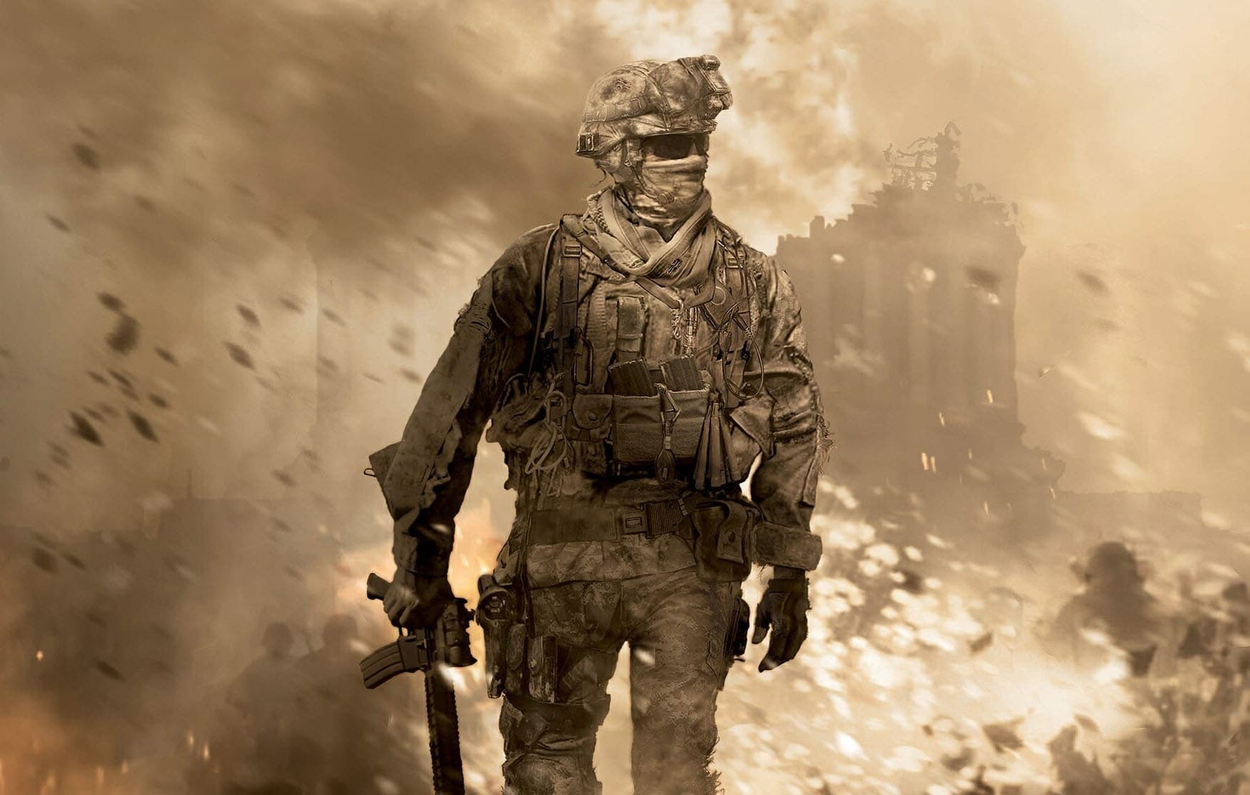Comparativa de Call of Duty: Modern Warfare 2 original con su remaster 9