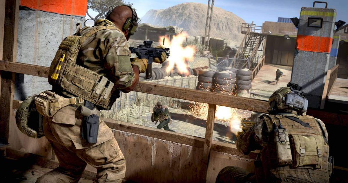 Call of Duty: Modern Warfare se actualiza por error en Xbox One con un gigantesco parche