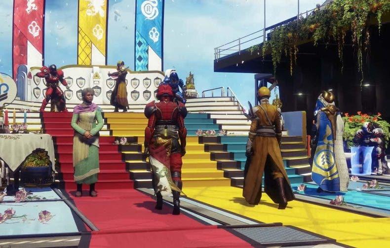 Destiny 2 presenta un nuevo evento por tiempo limitado a modo de Juegos Olímpicos 1