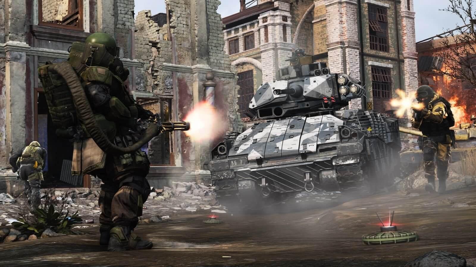 Un ilógico error en Call of Duty Warzone hace que los jugadores se vuelvan invencibles