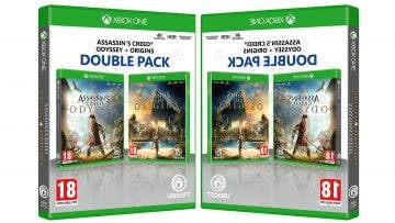 Gran oferta de Assassin's Creed Origins + Assassin's Creed Odyssey para Xbox One 1