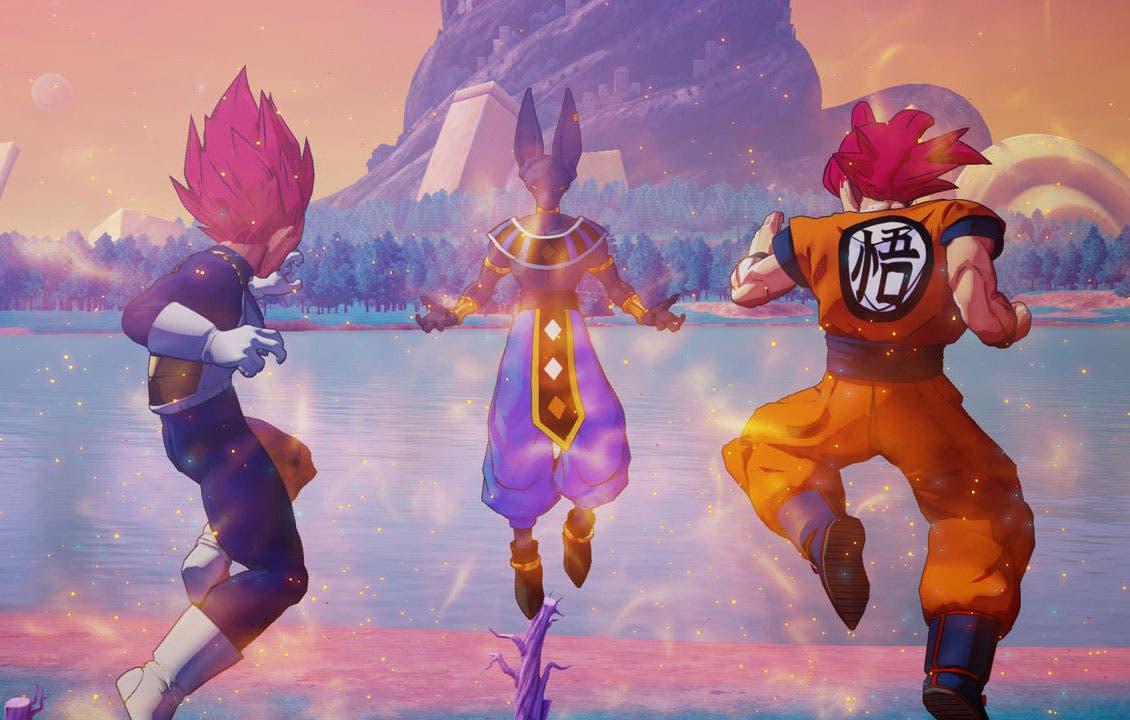 Un jugador vence a Beerus en Dragon Ball Z: Kakarot en 45 segundo y con 1 HP 4