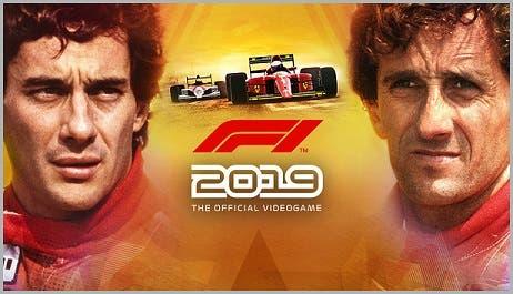 Aprovecha esta gran oferta de F1 2019 Legends Edition 1