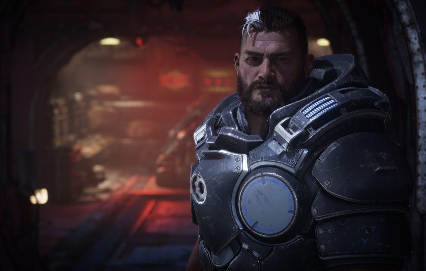 Ya puedes preinstalar Gears Tactics en Xbox One 1