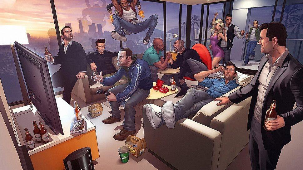 Varios jugadores reportan uno de los errores más bestias en GTA V Online hasta la fecha