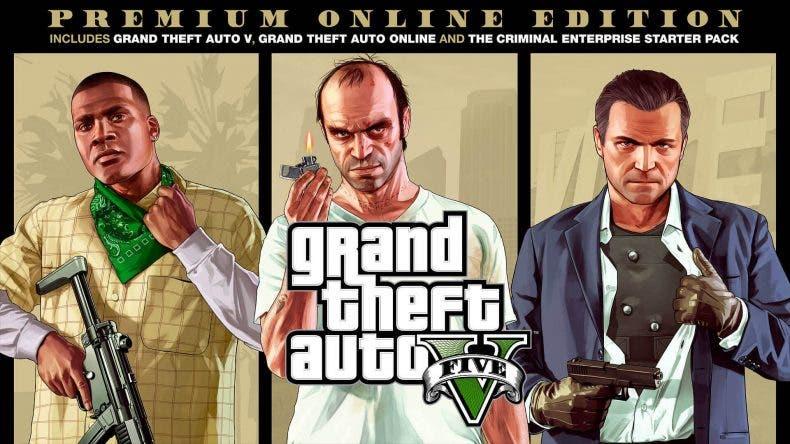 Gran oferta de GTA V Premium Edition para Xbox One 1