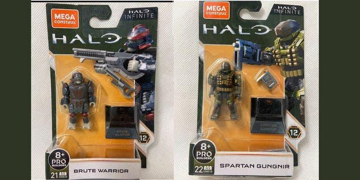 La filtración de unos juguetes de Halo Infinite confirmaría el regreso de algunos enemigos 1