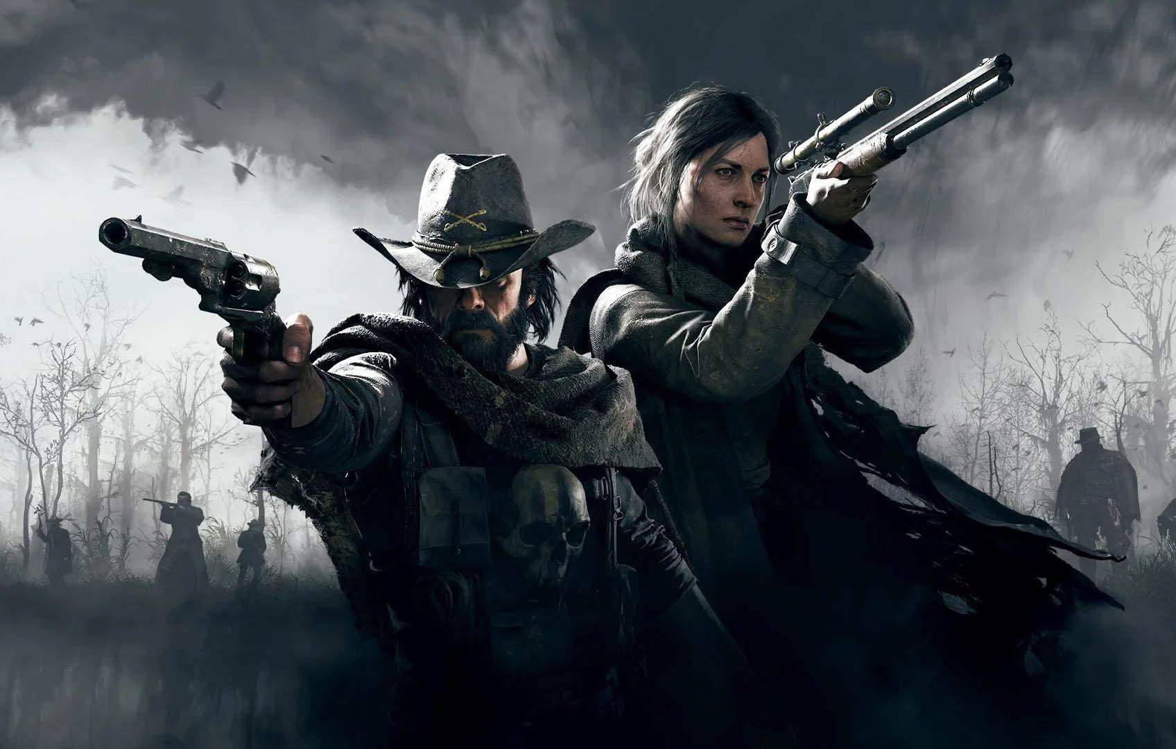 Nuevos cazadores llegan a Hunt: Showdown 7