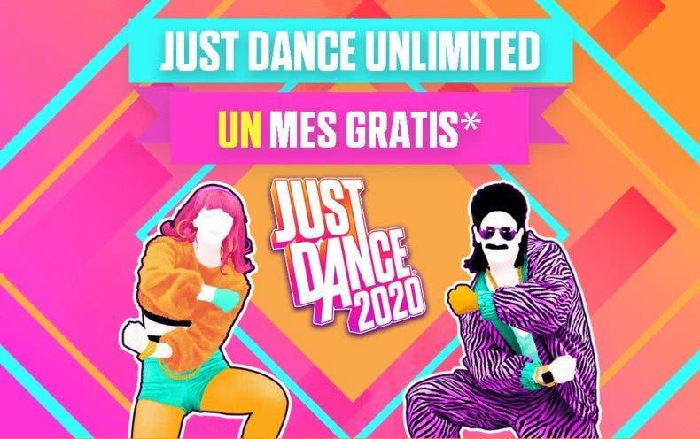 Muévete en casa con Just Dance Unlimited gratis durante un mes en Xbox One