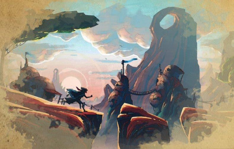 El adorable Lost Words: Beyond the Page llegará a Xbox One en 2021 1
