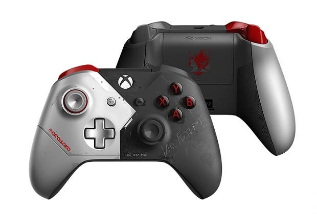 Ya a la venta el mando de Xbox One Cyberpunk 2077 Limited Edition 1