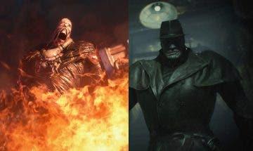 Nemesis de Resident Evil 3 o Mr. X de Resident Evil 2. ¿Cuál es mejor? 1