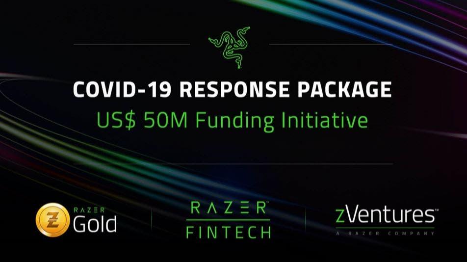 Razer apoyará financieramente a sus socios para superar la crisis del COVID-19 2