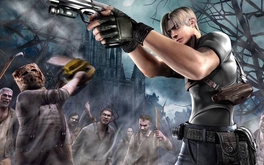 No olvidéis descargar Resident Evil 4 y más juegos de la saga a mitad de precio 4