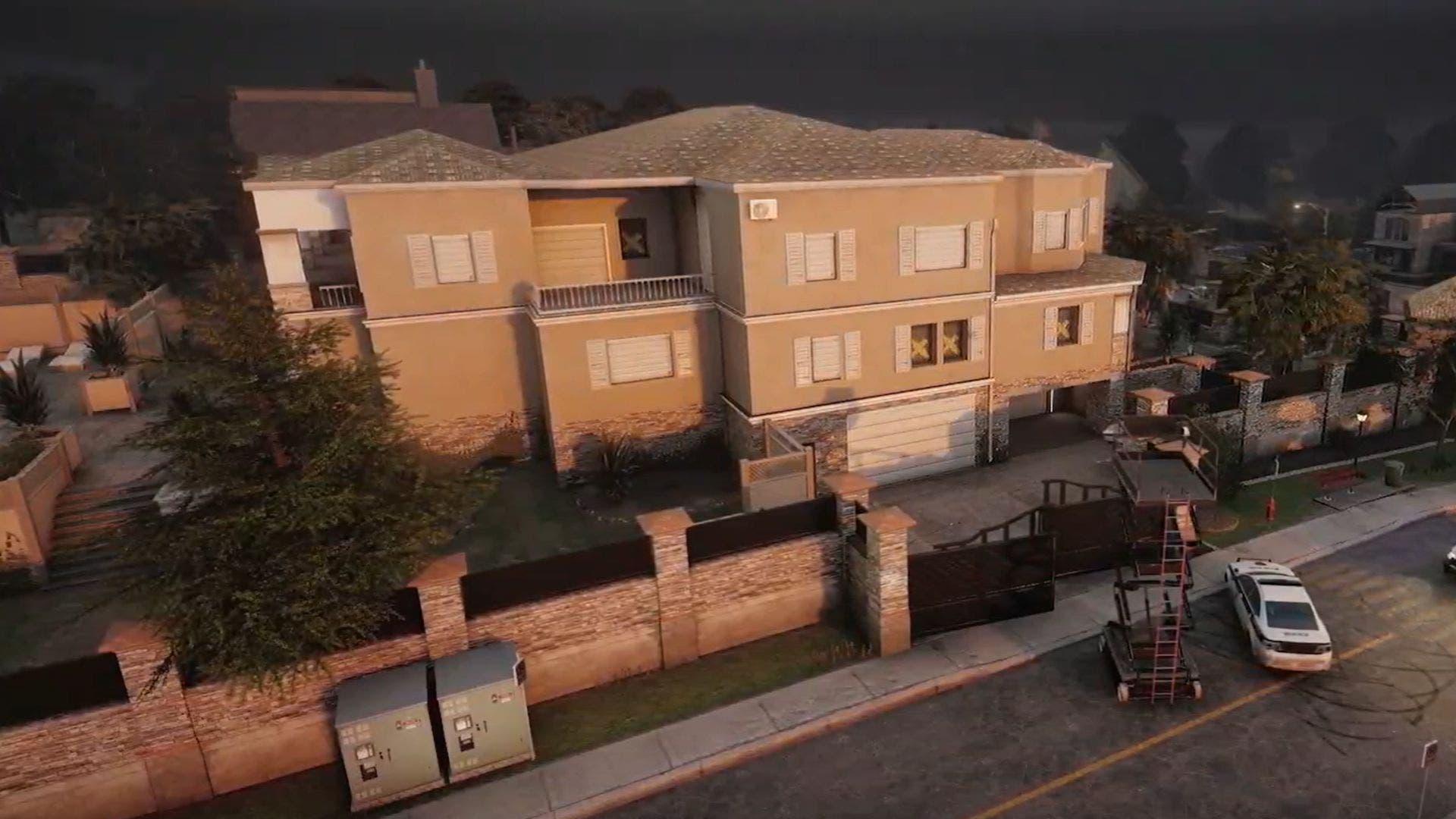 Así será el rework del mapa de Casa en Rainbow Six Siege 1