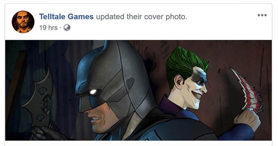 Telltale Games estaría desarrollando una nueva temporada de Batman 2