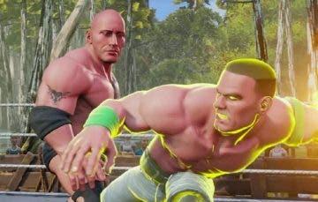 Anunciado WWE 2K Battlegrounds, que llegará este mismo año 5