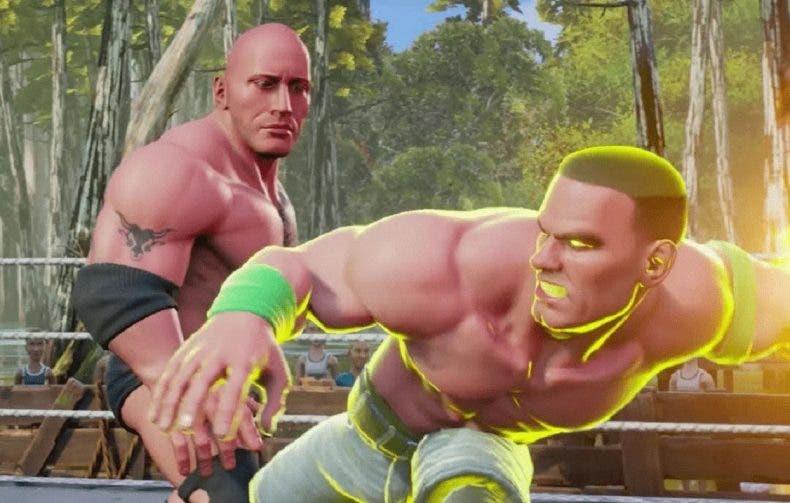 Anunciado WWE 2K Battlegrounds, que llegará este mismo año 1