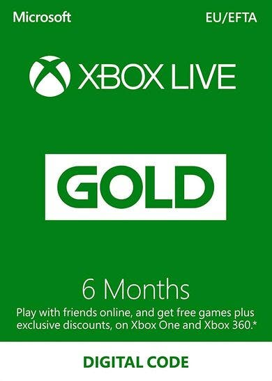 Ofertas de suscripción de Xbox Live Gold en Eneba 7